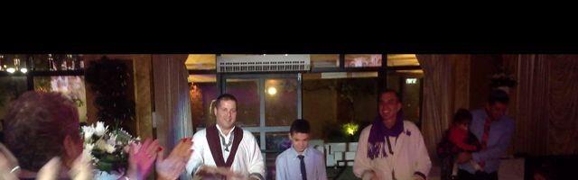 מתופפים לחתונה